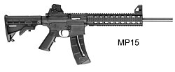 Smith & Wesson - MP15